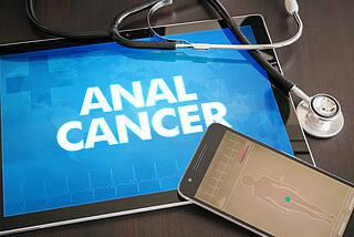 Analkrebs, Strahlenchemotherapie