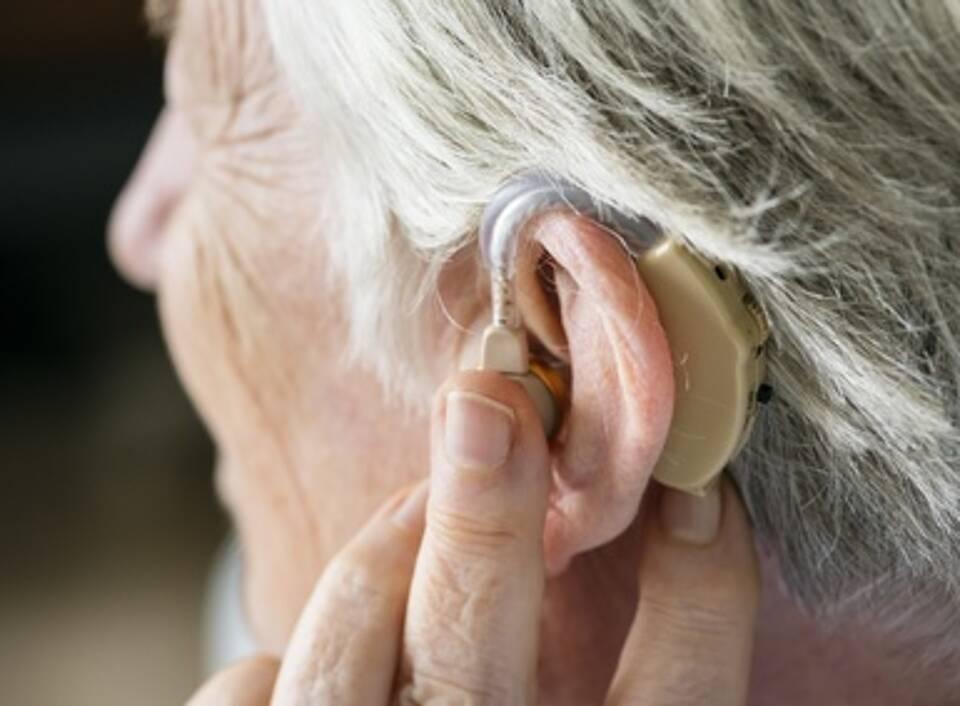 Hörgeräte, Demenz, Hörverlust