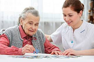 Kampagne des vdk und der Deutschen Alzheimer Gesellschaft