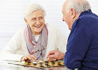 Mehr über 90-Jährige bleiben geistig fit