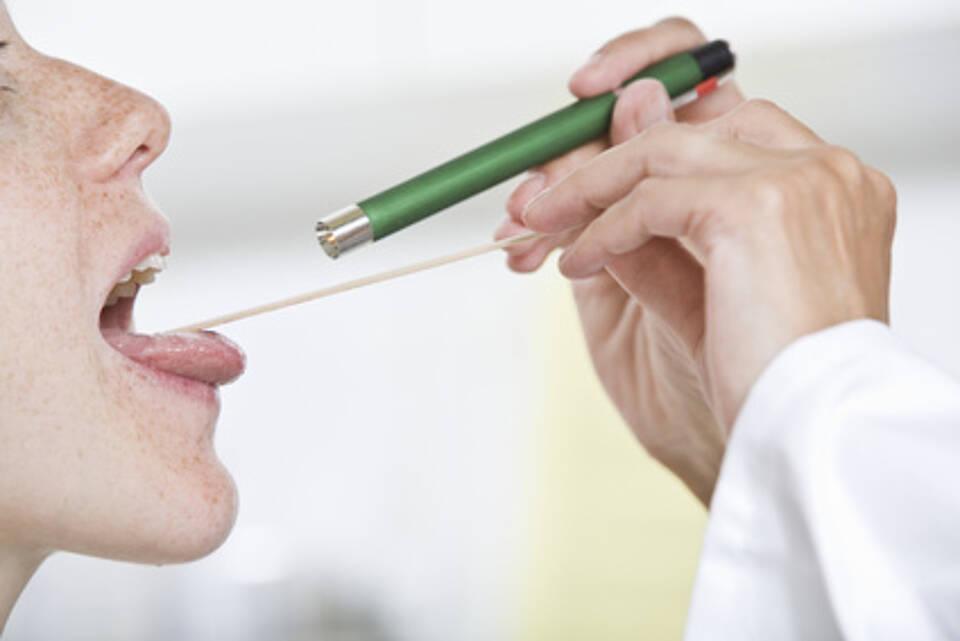 Kopf-Hals-Tumore: Fallzahlen steigen