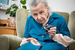 40 Prozent aller Pflegebürftigen auf Sozialhilfe angewiesen