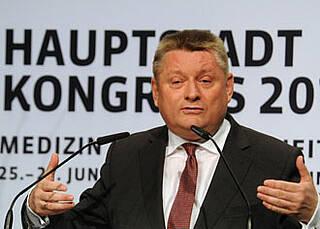 Hermann Gröhe auf dem Hauptstadtkongress 2014