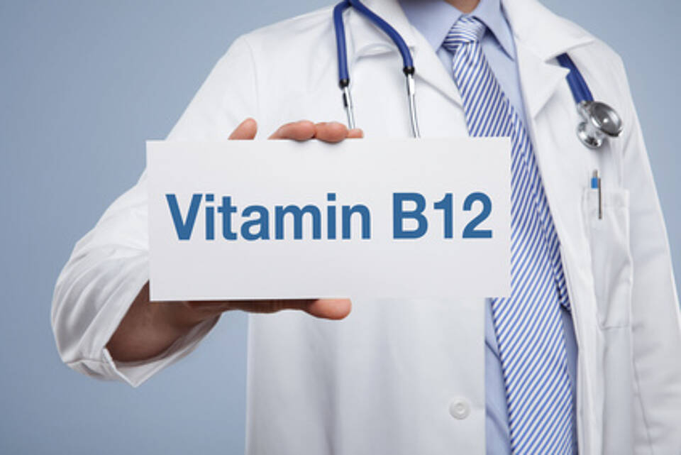 Vitamin B12, Vitamin-B12-Mangel