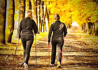 Joggen und Walken reduzieren Kopfschmerzen