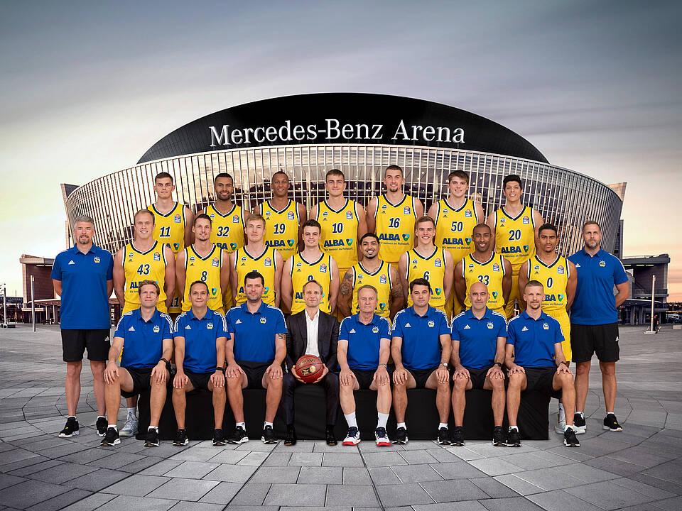 Eintritt frei mit dem Bärcode: ALBA Berlin spielt am 1. Juni erstmals wieder vor Publikum: