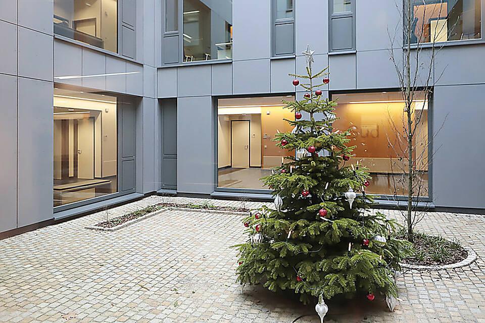 Neubau des Krankenhauses Königin Elisabeth Herzberge in Lichtenberg