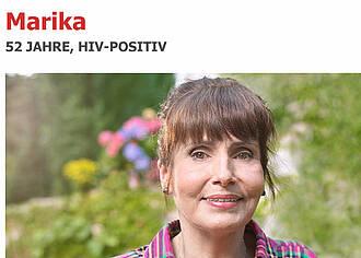 AIDS-Kampagne wirbt für Sympathie