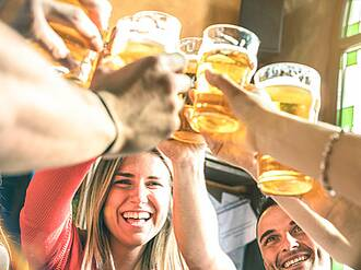 Alkohol, Alkoholkonsum