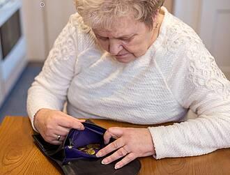 Geldsorgen, Einkommensverluste, Herzinfarkt