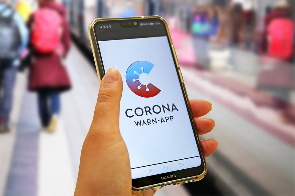 Halbwissen hält viele davon ab, die deutsche Corona-Warn-App zu installieren