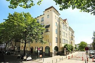 Klinik Hygiea, Berlin, Krankenhaus