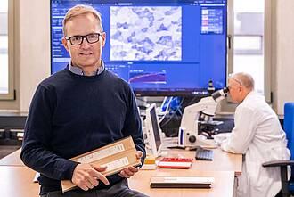 Sportbiologe Prof. Dr. Henning Wackerhage von der TU München: Gut trainierte Sportler können zur sprichwörtlichen Virenschleuder werden