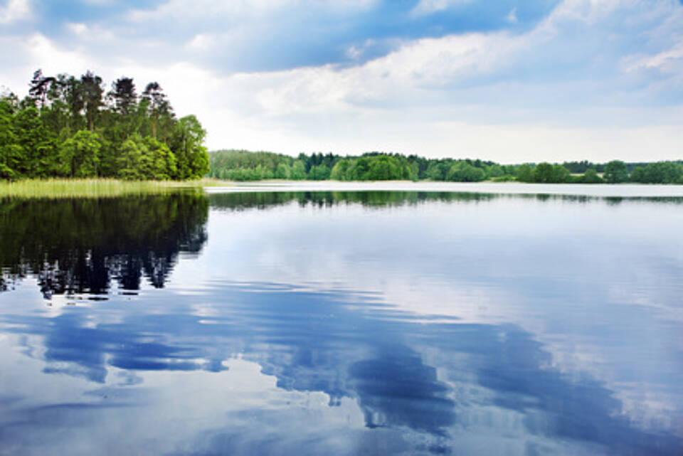 Deutsche Gewässer, Badesee, Keime in Gewässern, Multiresistente Keime