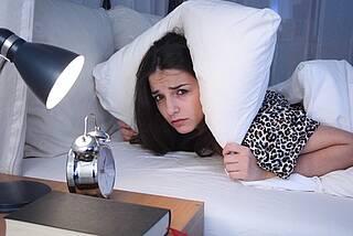 Durchschlafstörung