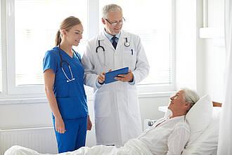 Gut informierte Patienten erholen sich nach einer Krebs-OP eher