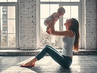 Bindungsstörung, Wochenbettdepressionen, Freude am Baby, Oxytocin
