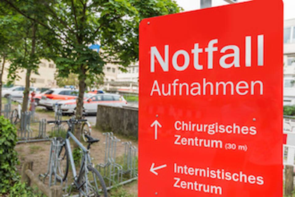 Notfallversorgung in Berlin an ihren Grenzen