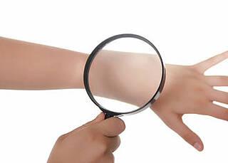 Nachweis von Parkinson: Die Haut ist viel zugänglicher als das Gehirn