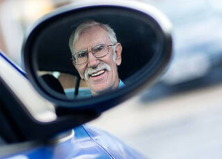 Autofahren wird mit dem Alter immer schwieriger