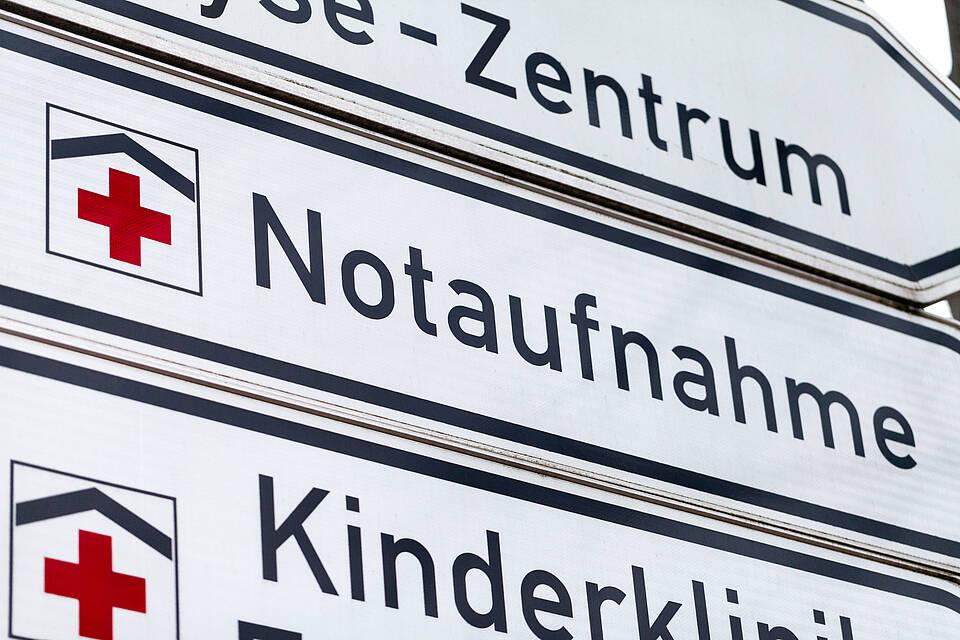 Ambulante Notfallversorgung in Berlin: KV hat weitere Notdienstpraxis für Erwachsene am Klinikum Neukölln eröffnet