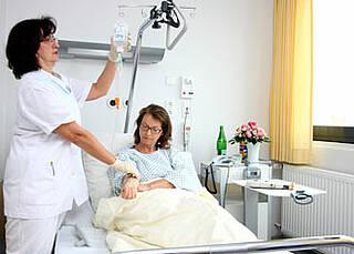Schweizer setzen auf Kortison bei Lungenentzündung