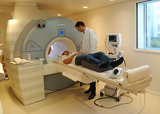 Neuer ICD erlaubt MRT Diagnostik