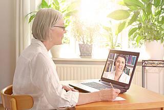 Online-Therapie, Videosprechstunde