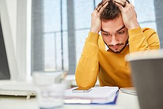 Stress, Stress im Job, Arbeitsstress