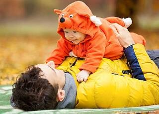 Kuren für väter und Pflegende