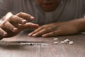 Drogensucht