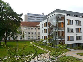 Die DRK Klinik in Köpenick, Berlin, Klinik