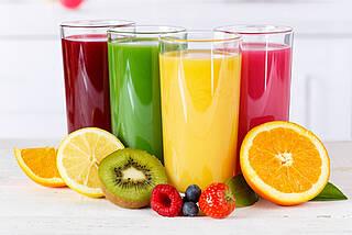 Fruchtsaft, Orangensaft, Säfte