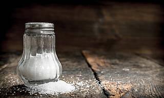 Salz, Kochsalz, Ernährung, Fertigkost, bluthochdruck