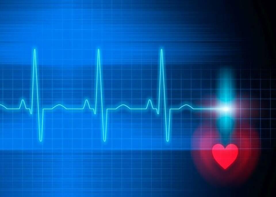 Hinter Herzrasen können ernste Herzkrankheiten stecken. Eine Checkliste der Deutschen Herzstiftung hilft bei der Diagnostik