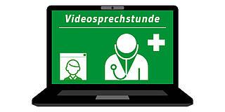 Videobehandlung, Online-Sprechstunde