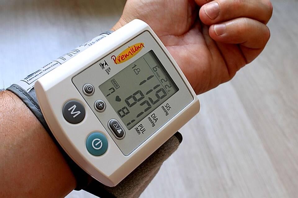 Blutdruck richtig mesen