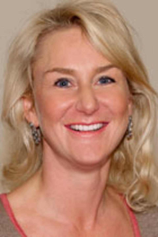 Onkologin Diana Lüftner