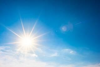 Sonnenschein, Sonnenlicht, Sonnenstrahlen, Sonne