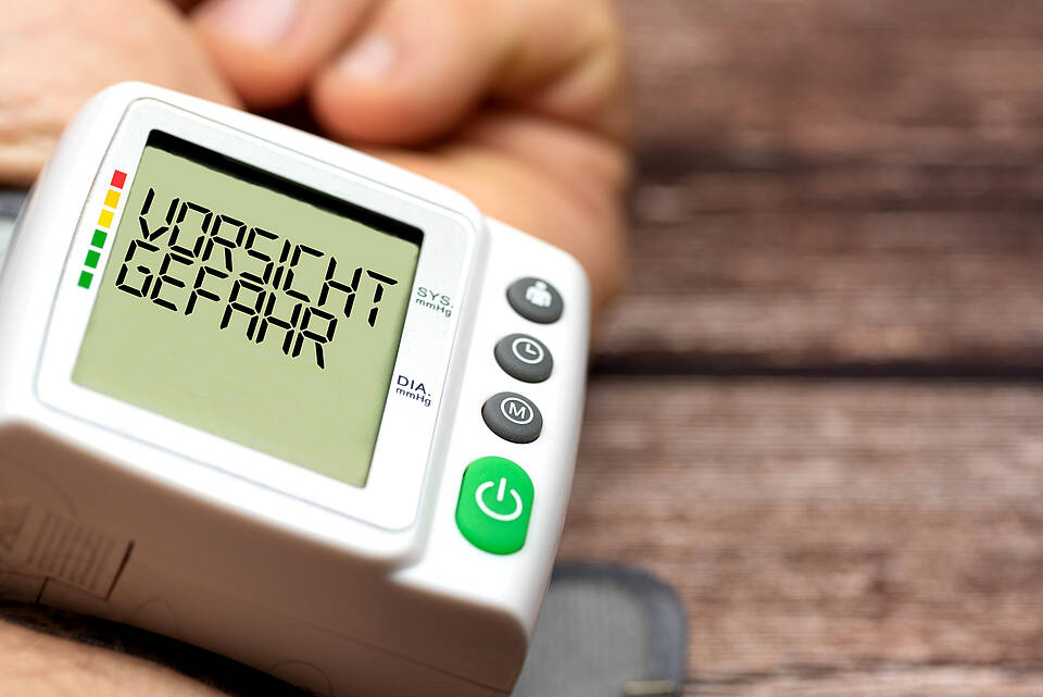 COVID-19 verläuft bei Patienten mit Bluthochdruck unter ACE-Hemmern deutlich milder