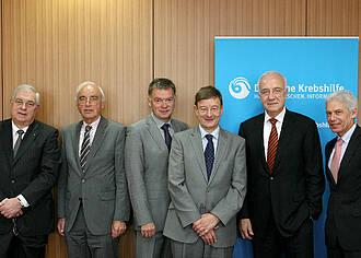 Deutsche Krebsgesellschaft und Deutsche Krebshilfe kooperieren ab sofort