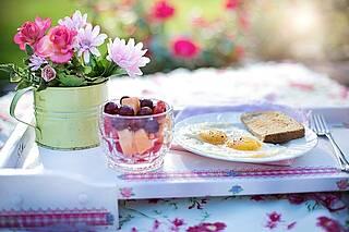 Eier im Sommer warmhalten geht gar nicht – wegen der Salmonellen-Gefahr