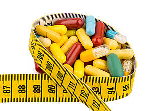 Schlankheitsmittel enthalten mitunter illegale Substanzen und können die Gesundheit schwer schädigen