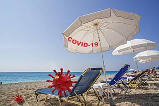 Corona im Urlaub