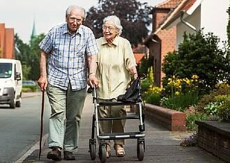 Stürze im Alter vermeiden