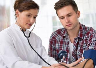 Bluthochdruck, Hypertonie, Bluthochdruck in jungen Jahren