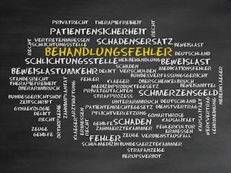 Schlichtungsstellen entscheiden über 7800 vermutete Behandlungsfehler