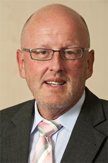 Harald Stender, Koordinator ambulante Versorgung, Kreis Dithmarschen
