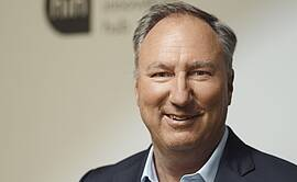 Jörg Debatin, Leiter des Health Innovation Hub