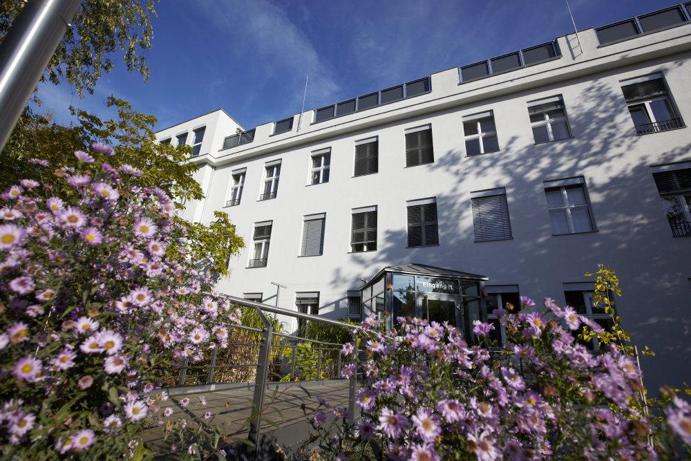 Die Wiegmann Klinik in Berlin, Krankenhaus